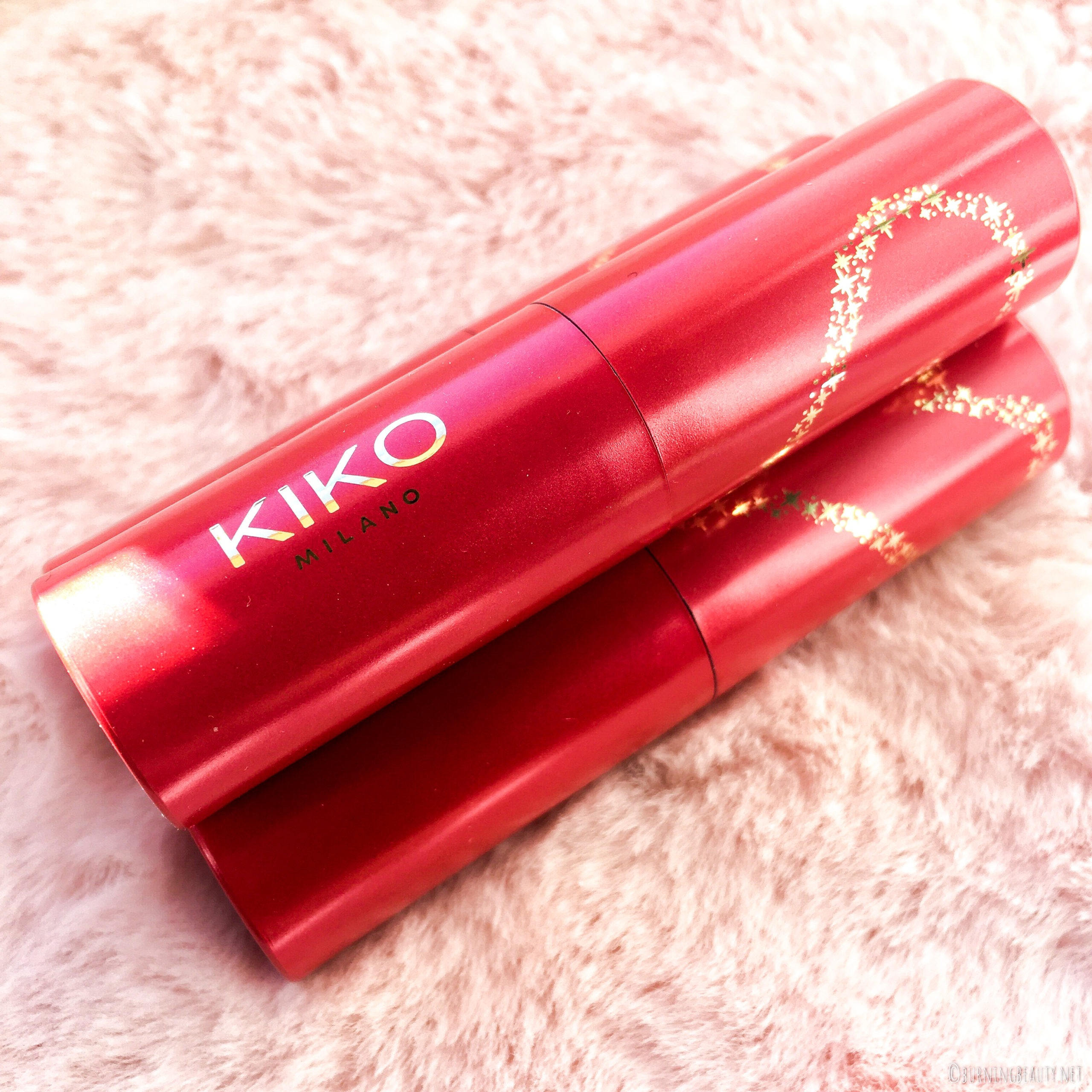 Kiko Ray of Love Long Lasting Lip Stylo